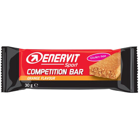 Enervit Sport Competition Bar Box 25x30g, Orange